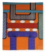 Rfb0634 Fleece Blanket