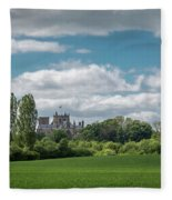 Ripon Cathedral Fleece Blanket