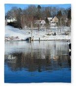 Rockport Winter Fleece Blanket