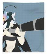 Rokka Braves Of The Six Flowers Fleece Blanket