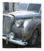 Rolls Royce Silver Wraith Fleece Blanket