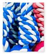 Rope Toys Fleece Blanket