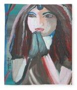 Rosemary Fleece Blanket