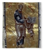 Saint Matthew Fleece Blanket