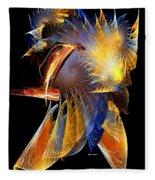 Samurai Fleece Blanket