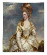Sarah Campbell Fleece Blanket