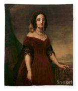 Sarah Polk, First Lady Fleece Blanket