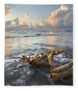 Sea Jewel Fleece Blanket