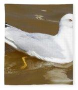 Seagull Fleece Blanket