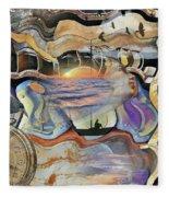 Seaview Fleece Blanket