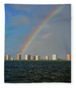 1- Singer Island Fleece Blanket