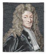 Sir Christopher Wren, Architect Fleece Blanket