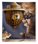 Smokey Fleece Blanket