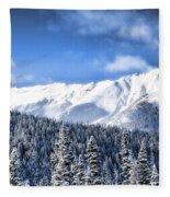 Snowmass Fleece Blanket