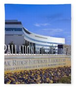 Spallation Neutron Source Fleece Blanket
