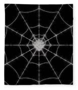 Spider No.2 Fleece Blanket