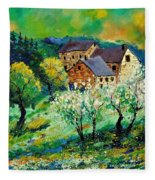 Spring 560140 Fleece Blanket