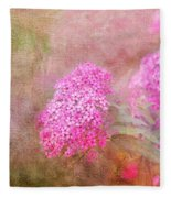 Springtime Fleece Blanket