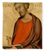 St Luke Fleece Blanket