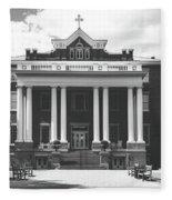 St. Mary's School - Raleigh, North Carolina Fleece Blanket