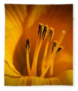 Stamens Fleece Blanket