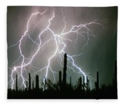 Striking Photography Fleece Blanket