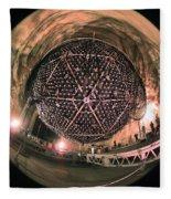 Sudbury Neutrino Observatory Sno Fleece Blanket