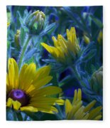 Sun Glory Series Fleece Blanket