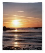 Sunset Bay Moments Fleece Blanket