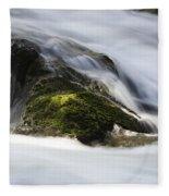 Sweet Creek Oregon 13 Fleece Blanket
