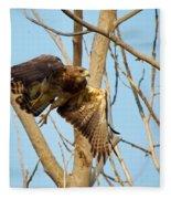 Taking Flight Fleece Blanket
