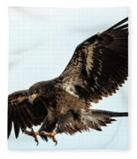 Talons First Fleece Blanket