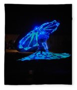 Tanoura Dancer Fleece Blanket