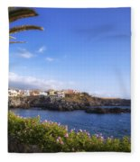 Tenerife - Alcala Fleece Blanket