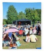 Tentertainment Music Festival 2015 Fleece Blanket