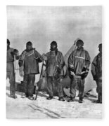 Terra Nova Expedition Fleece Blanket