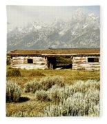 Teton Ranch Fleece Blanket