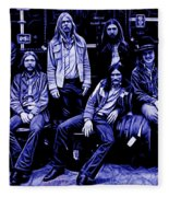 The Allman Brothers Collection Fleece Blanket