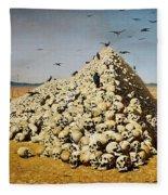 The Apotheosis Of War Fleece Blanket