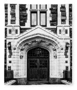 The City College Of New York Fleece Blanket