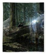 The Elder Scrolls V Skyrim Fleece Blanket