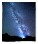 The Explorer Fleece Blanket
