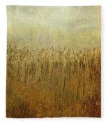 The Marsh Fleece Blanket