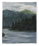 The Overlook Fleece Blanket