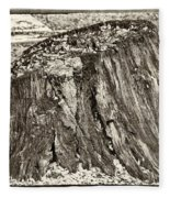 The Remains Fleece Blanket