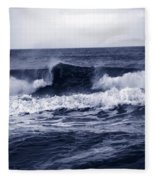 The Song Of The Ocean Fleece Blanket