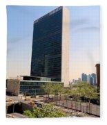 The United Nations Fleece Blanket