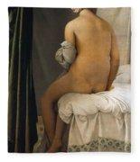 The Valpincon Bather Fleece Blanket
