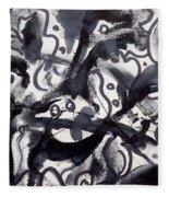 The Veritable Aspects Of Uli Arts #219 Fleece Blanket