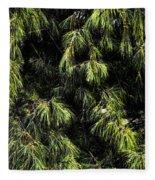 Tree 8 Fleece Blanket